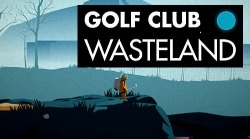 Golf Club: Wasteland Android Mobile Phone Game