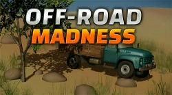 Offroad Madness Android Mobile Phone Game