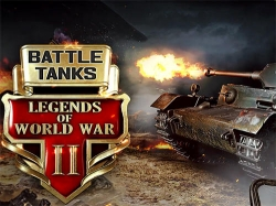 Battle Tanks: Legends Of World War 2 Android Mobile Phone Game