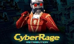 Cyber rage: Retribution Android Mobile Phone Game