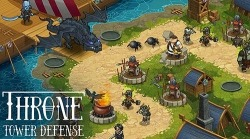 Throne Offline Android Mobile Phone Game