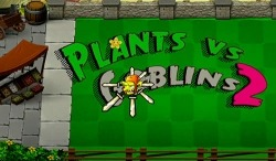 Plants Vs Goblins 2 Android Mobile Phone Game