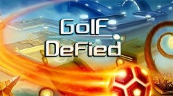 Golf Defied Android Mobile Phone Game