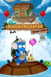 Crossword Safari: Word Hunt Android Mobile Phone Game