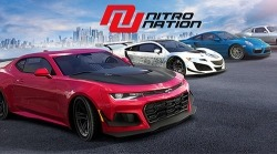 Nitro Nation Experiment Android Mobile Phone Game