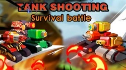 Tank Shooting: Survival Battle Android Mobile Phone Game