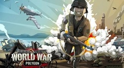 World War Polygon Android Mobile Phone Game