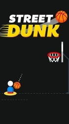 Street Dunk Android Mobile Phone Game