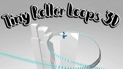 Tiny Roller Loops 3D Android Mobile Phone Game