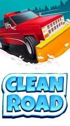 Clean Road Android Mobile Phone Game