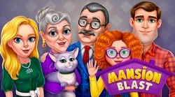 Mansion Blast Android Mobile Phone Game