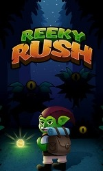 Reeky Rush Android Mobile Phone Game