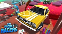 Mini Pocket Racers Android Mobile Phone Game