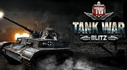 Tank War Blitz 3D Android Mobile Phone Game