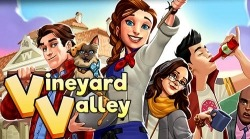 Vineyard Valley Android Mobile Phone Game