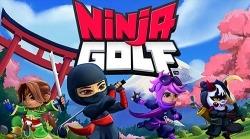 Ninja Golf Android Mobile Phone Game