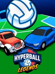 Hyperball Legends Android Mobile Phone Game