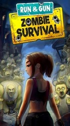 Zombie Survival: Run And Gun Android Mobile Phone Game