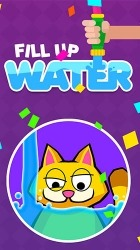 Fill Up Water: Do Better? Android Mobile Phone Game