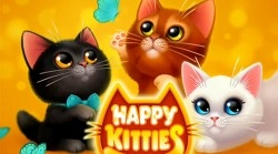 Happy Kitties Android Mobile Phone Game