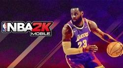 NBA 2K Mobile Basketball Android Mobile Phone Game