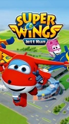 Super Wings: Jett Run Android Mobile Phone Game