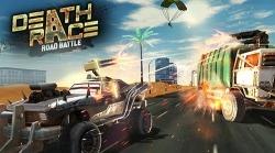Death Race: Road Battle Android Mobile Phone Game