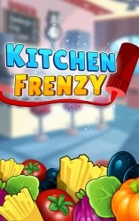 Kitchen Frenzy Match 3 Game Android Mobile Phone Game
