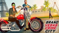 Grand Vegas Crime City Android Mobile Phone Game