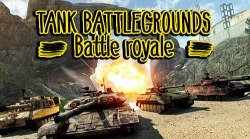Tank Battleground: Battle Royale Android Mobile Phone Game