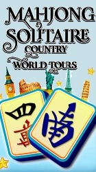 Mahjong Solitaire: Country World Tours Android Mobile Phone Game