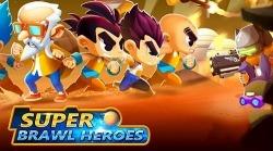 Super Brawl Heroes