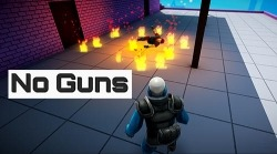 No Guns Android Mobile Phone Game