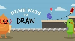 Dumb Ways To Draw Android Mobile Phone Game