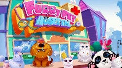 Furry Pet Hospital Android Mobile Phone Game