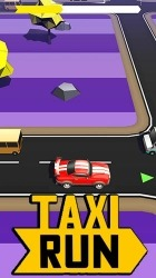 Taxi Run Android Mobile Phone Game