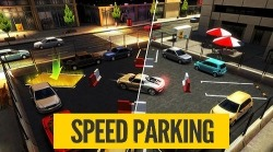 Speed Parking Android Mobile Phone Game