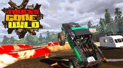 Trucks Gone Wild Android Mobile Phone Game