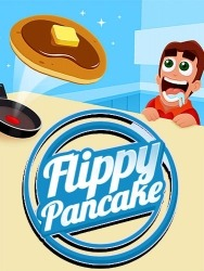 Flippy Pancake Android Mobile Phone Game