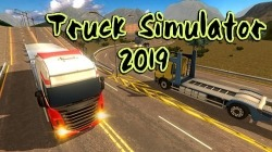 Truck Simulator 2019 Android Mobile Phone Game