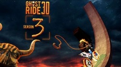 Ghost Ride 3D: Season 3 Android Mobile Phone Game