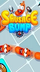 Sausage Bump Android Mobile Phone Game