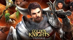 Golden Knights Universe Android Mobile Phone Game