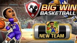 Real Basketball Winner Android Mobile Phone Game