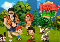 Stone Family Age Android Mobile Phone Game