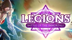 Legions: Battle Of The Immortals Android Mobile Phone Game
