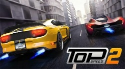 Top Speed 2: Drag Rivals And Nitro Racing Android Mobile Phone Game