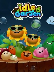 Idle Garden Android Mobile Phone Game