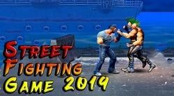 Street Fighting Game 2019