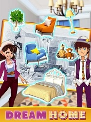 Home Blast Decorate Android Mobile Phone Game